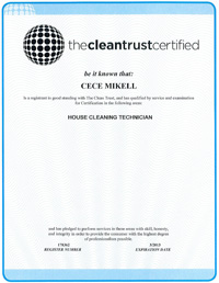 HCT Certificate